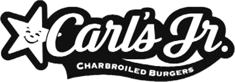 CARL'S JR. CHARBROILED BURGERS & DESIGN