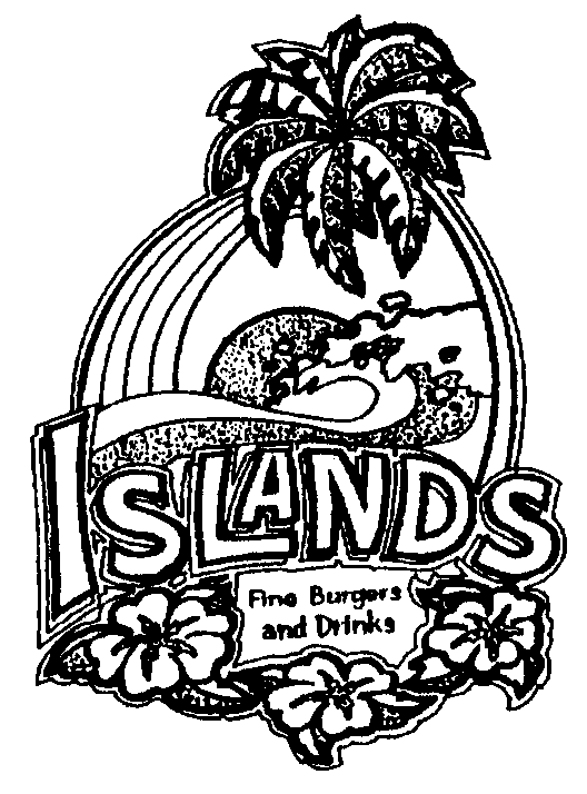 ISLANDS FINE BURGERS & DRINKS & DESIGN