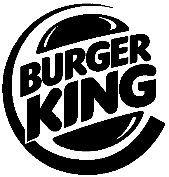 BURGER KING AND CRESCENT DESIGN