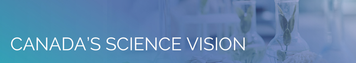 Home - Canada's Science Vision