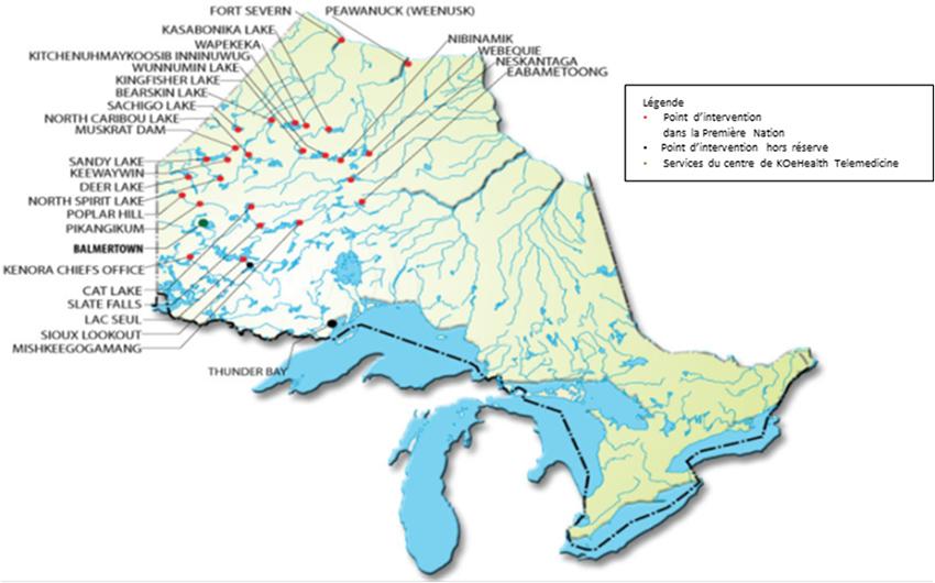 Nord de l'Ontario en ligne rencontres