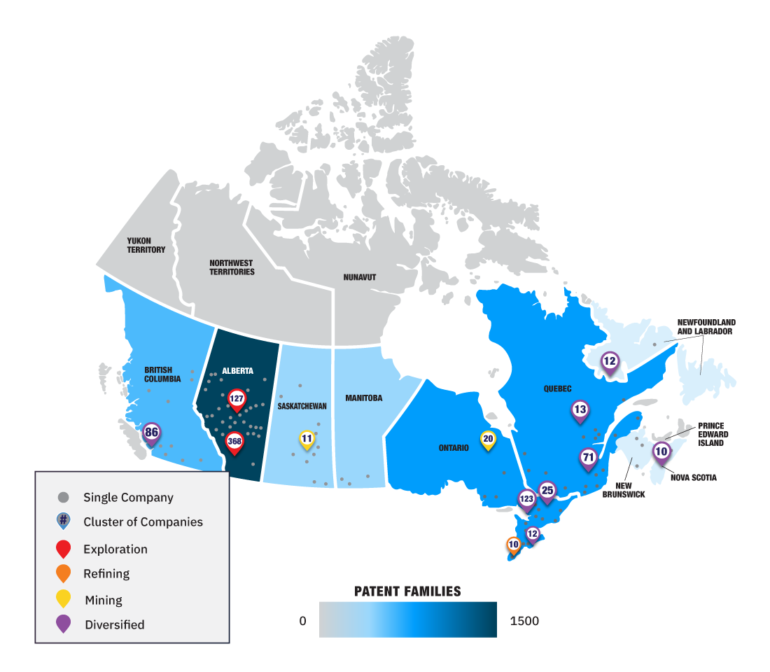 IP Canada Report 2018 - Canadian Intellectual Property Office