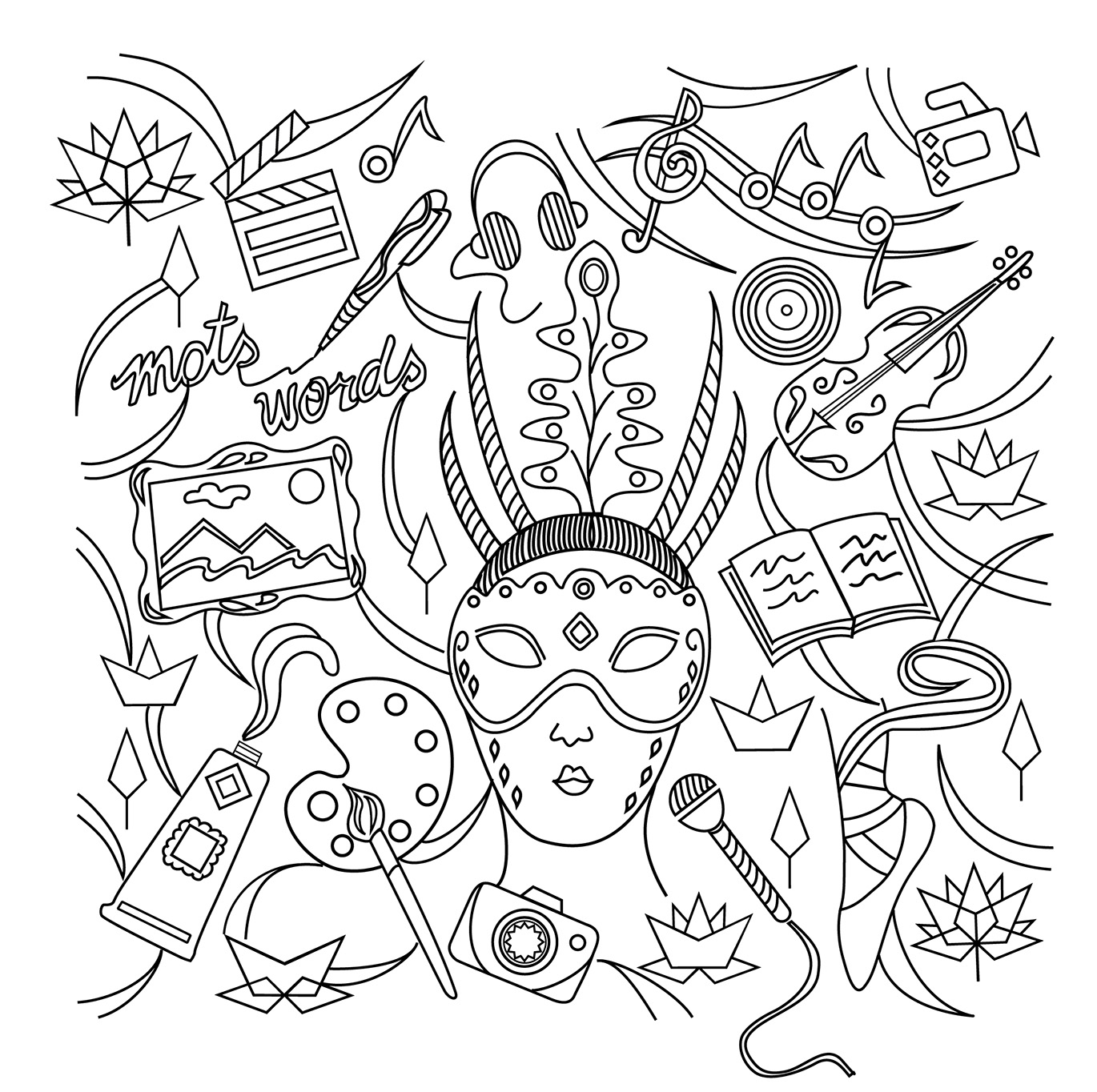 A book of canadian innovation canadian intellectual property office colouring page featuring sample items that could be subject matter for copyright registration and a description biocorpaavc Images