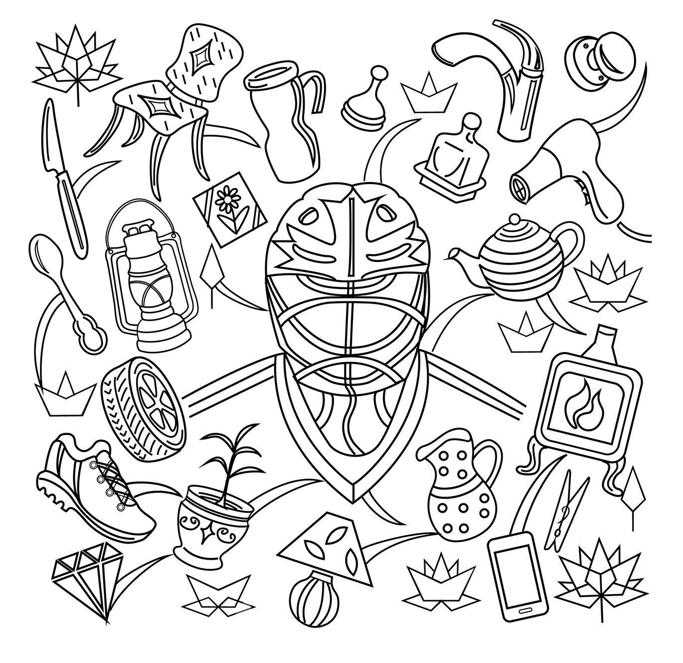A book of canadian innovation canadian intellectual property office colouring page featuring sample items that could be subject matter for industrial design registration and a biocorpaavc Images