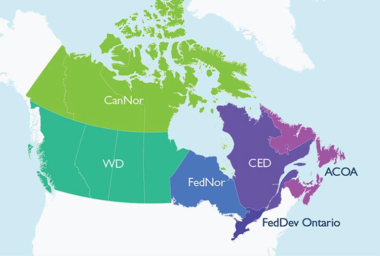 economic development in canada essay