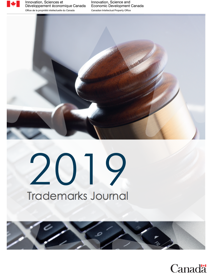 5f9d9ad7dc2314 Trade-marks Journal Vol. 66 No. 3360